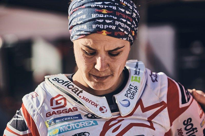 "#14 GAS GAS Factory Team: Laia Sanz<span class=""copyright"">Red Bull Content Pool</span>"