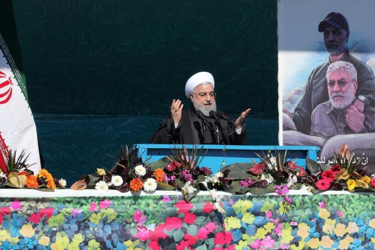 Analysts say a conservative government would torment President Rouhani during his last year in office (AFP Photo/-)