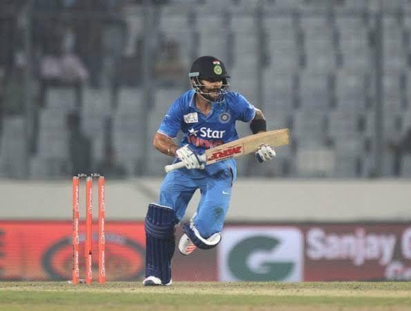 Kohli weathered Mohammad Amir's storm to set-up India's victory