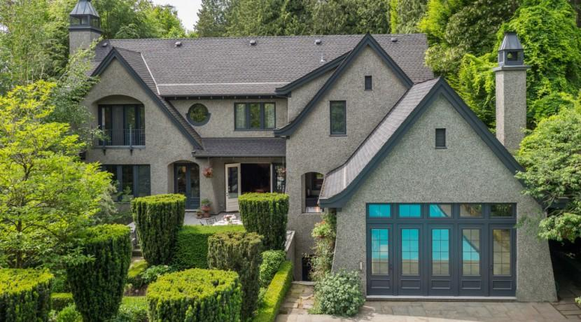 "<p>No. 14: <a rel=""nofollow"" href=""http://www.vancouverwestsidehome.com/property/6188-macdonald-street/"">6188 MacDonald Street, Vancouver, B.C.</a><br />List price: $20,088,000<br /> This nearly 10,000-square-foot home (sitting on 33,000 square feet of land) has six bedrooms, limestone floors, a mahogany library and a second prep kitchen for when you're catering special events. (Photo: Sotheby's International Realty Canada) </p>"