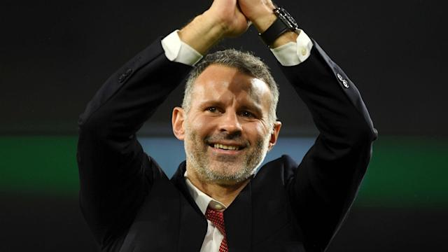 Ryan Giggs is one of the most decorated players in football history but, as a manager, Wales have given him one of his best days.