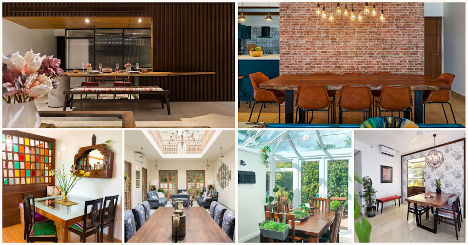 10 delicious dining areas to inspire you