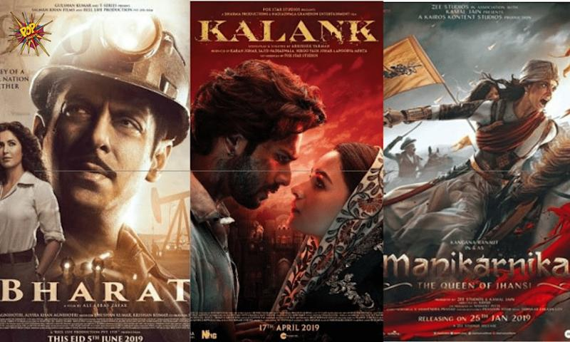 Mid-Year Report : Top 3 Disappointments In Bollywood Till Now in 2019