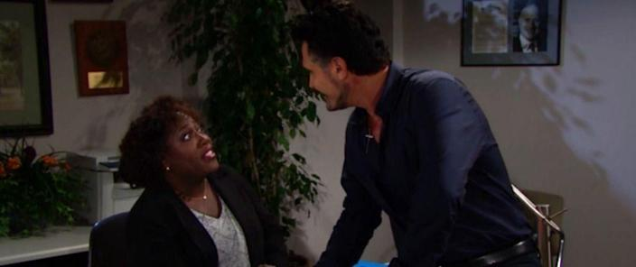<p>Sheryl Underwood played the character of Emmy on <em>The Bold and The Beautiful</em>. Emmy was a local city clerk who was willing to work after hours to help out Bill, and it was up to her to find out whether or not Wyatt and Steffy's marriage was valid.</p>