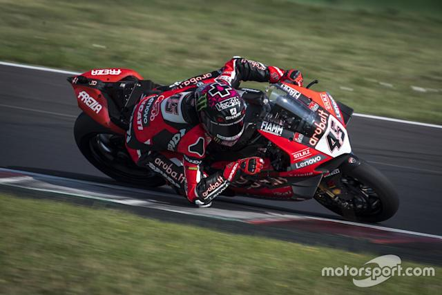"Scott Redding, Aruba.it Racing Ducati <span class=""copyright"">Aruba.it Racing</span>"