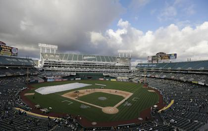 The Oakland A's and O.co Coliseum remain major issues. (AP)