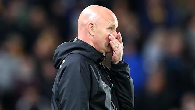 Manchester City were wrongly awarded a penalty in their 2-2 draw with Middlesbrough, according to Boro caretaker boss Steve Agnew.