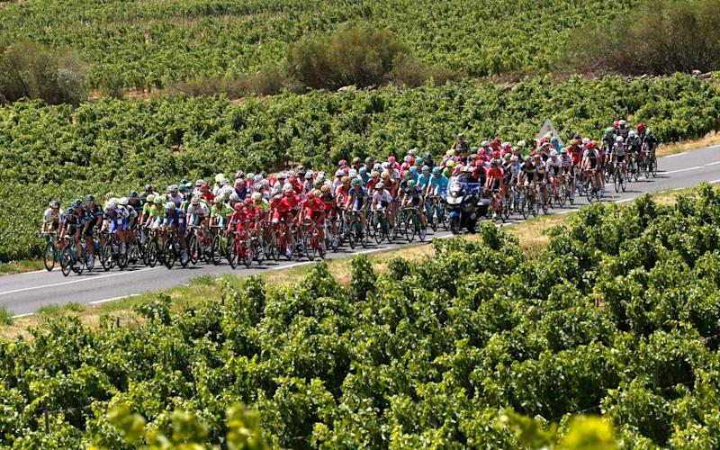Teams are starting to confirm their line-ups for the Tour de France - AP