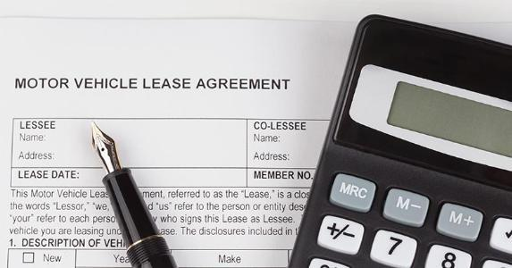 What Makes Up A Car Lease Agreement