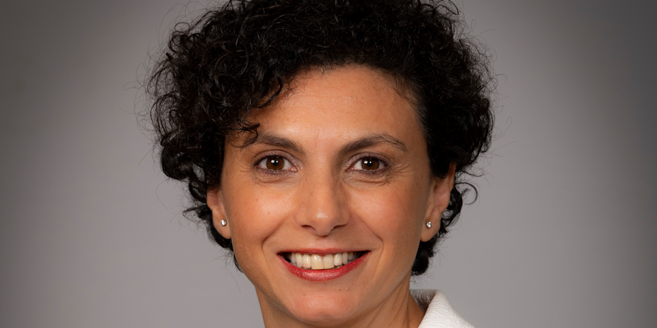 25) Margherita Fontana, purchasing director EMEAI, Dow Chemical. Photo: Dow Chemical