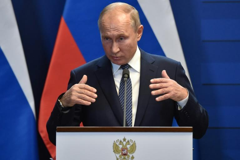 Putin laid out constitutional changes that would reduce the power of the president and boost the authority of parliament