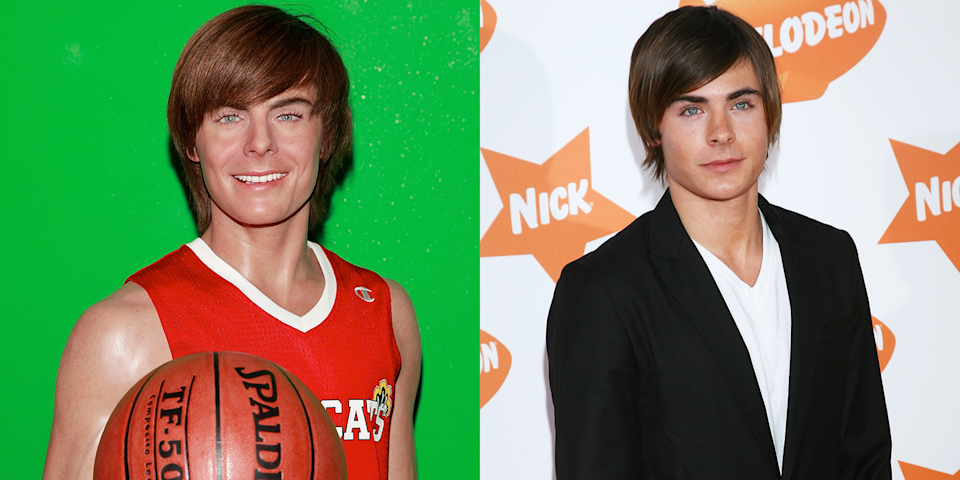 <p>While Zac Efron did have a haircut approximating this one circa 2007, he never looked like a 3,000-year-old elf who crawled out of a rotting tree trunk to tell you the path to the dragon's cave is two toadstools to the right. Go Wildcats? </p>