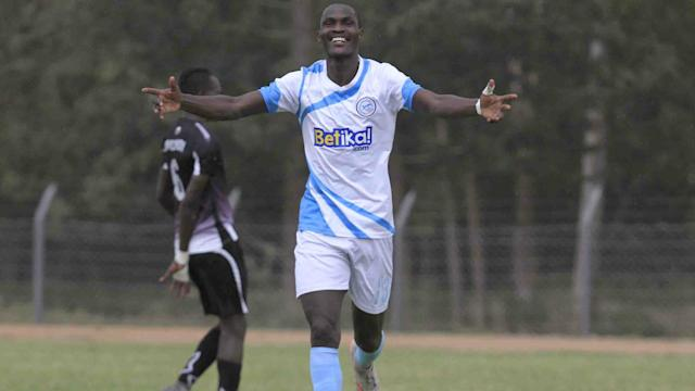 Mathias Kigonya will start in goal with assistance from Willis Ouma and Musa Umaru at the back