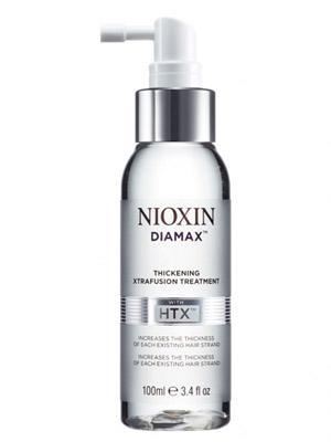 "<div class=""caption-credit""> Photo by: Photo: Courtesy of Nioxin</div><b>THICKEN UP YOUR HAIR</b><b><br> <br> Pop a Pill:</b> Over-the-counter supplements that contain fish extracts or biotin can make your hair look shinier, less prone to breakage, and longer and thicker. ""I've seen good results with <a href=""http://www.allure.com/beauty-products/hair/2012/viviscal-hair-supplement?mbid=synd_yshine"" rel=""nofollow noopener"" target=""_blank"" data-ylk=""slk:Viviscal"" class=""link rapid-noclick-resp""><b>Viviscal</b></a> and <b>Elon Matrix</b>,"" says New York City dermatologist <a href=""http://www.allure.com/beauty-products/beauty-product-finder/experts/dermatologist-francesca-fusco?mbid=synd_yshine"" rel=""nofollow noopener"" target=""_blank"" data-ylk=""slk:Francesca Fusco"" class=""link rapid-noclick-resp"">Francesca Fusco</a>. <br> <br> <b>Feed Your Scalp:</b> If your hair seems straggly, stimulate follicles with a vitamin-rich scalp treatment (we like <b>Nioxin Diamax</b> and <b>Clear Scalp & Hair Beauty Therapy</b>). ""They can slow thinning, or in some cases reverse it, when used regularly,"" says Fusco. <br> <br> <b>Add Extensions:</b> ""I use a lot of hairpieces on shoots,"" says Forecast. The best extensions come in one long piece the same length as your hair. ""Imagine a line from the top of one ear to the other-that's where you want to place the extension under a layer of your hair."" <br>"