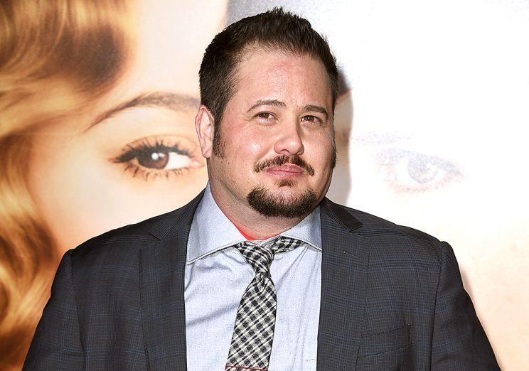 Chaz Bono arrives at the L.A. premiere of