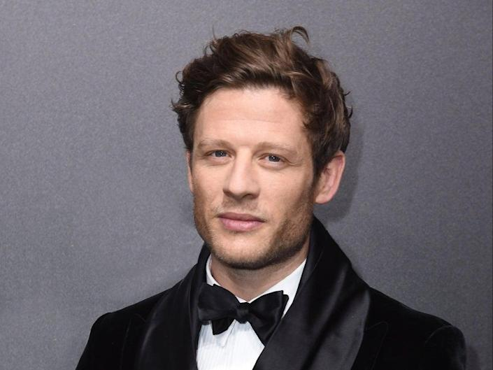 James Norton has shied away from the idea of playing Bond (Getty/Chopard)