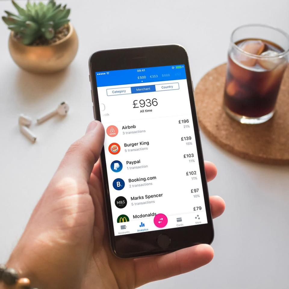 """Revolut hopes to become the """"Amazon of banking"""". Photo: Resolut"""