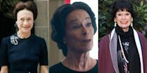 <p>Charlie Chaplin's daughter Geraldine Chaplin, whose lengthy acting credits include <em>Gulliver's Travels</em> and <em>Doctor Zhivago</em>, will take on Wallis Simpson, the American socialite who married King Edward III, which ultimately led to his abdication.</p>