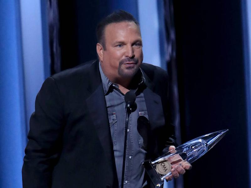 Garth Brooks: 'Backlash over CMA Entertainer of the Year gong wasn't hurtful'