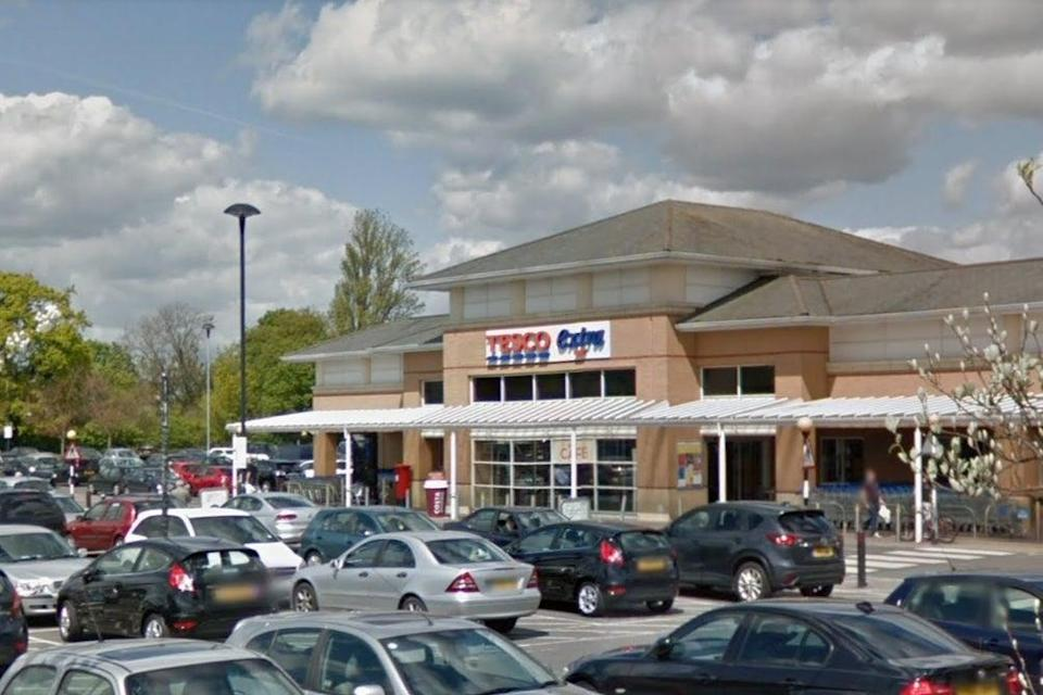 The Tesco store in Osterley (Google)