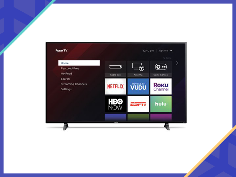 Treat yourself to a nice, new Sanyo 65-inch TV—you know you want it. (Photo: Walmart)