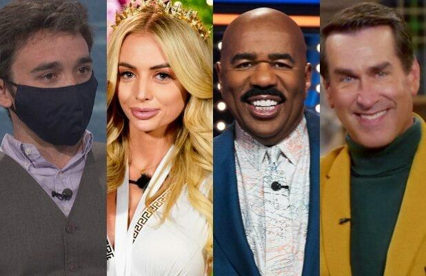 ABC Tops CBS' 'Big Brother,' 'Love Island' Lineup in Viewers With Game Show Reruns and a 'Holey Moley' Recap Special