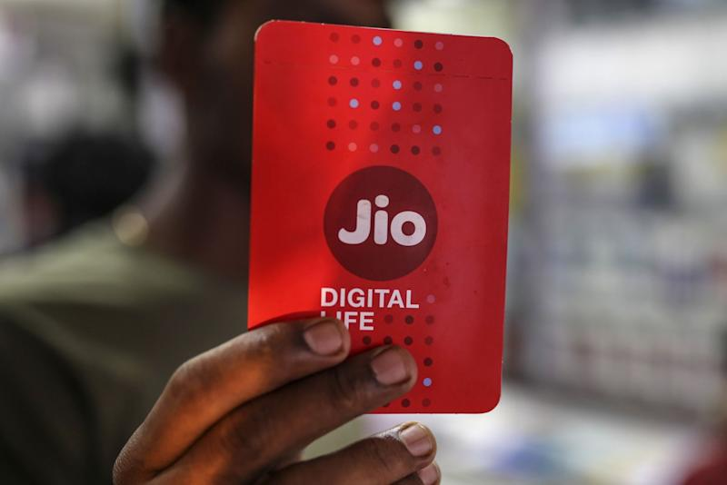 Ambani's Jio Sells $873 Million Stake to General Atlantic