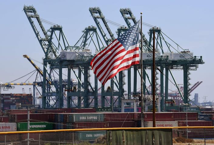 Federal safety inspections at the nation's ports for hazards such as lead and choking dangers in products have plunged during the coronavirus pandemic.