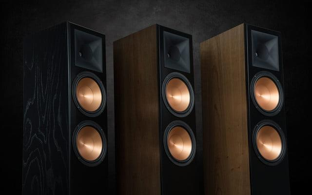 klipsch reference speakers 2 new