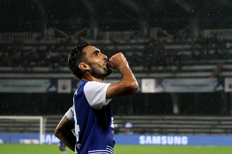 Injuries have hampered Dimas Delgado's Bengaluru tenure so far but he remains a key player for them in the middle of the park....