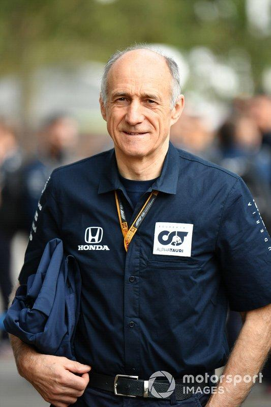 "Franz Tost, director del equipo, AlphaTauri <span class=""copyright"">Mark Sutton / Motorsport Images</span>"