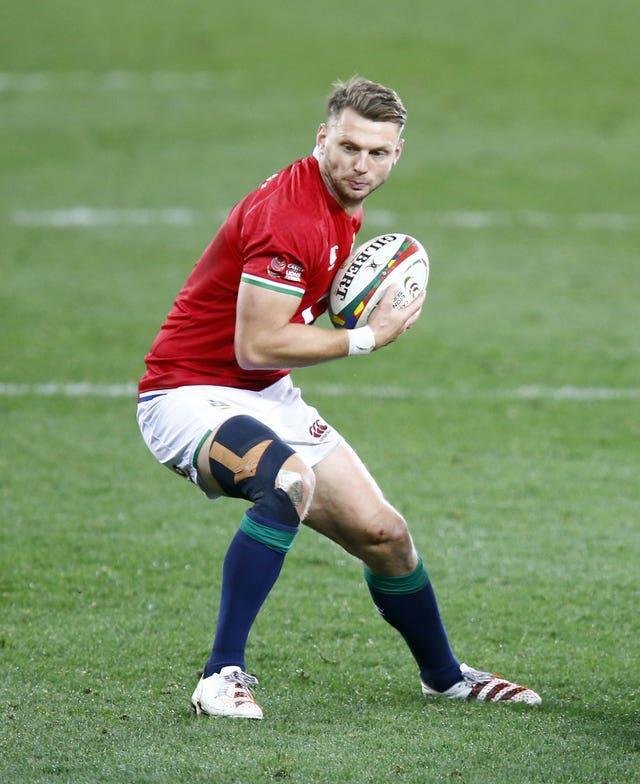 Dan Biggar booted 14 points for the Lions