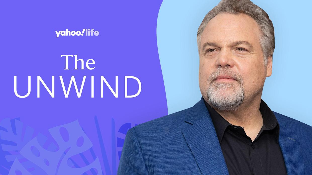 Vincent D'Onofrio on his new book, mental health and being a dad. (Photo: Getty; designed by Quinn Lemmers)