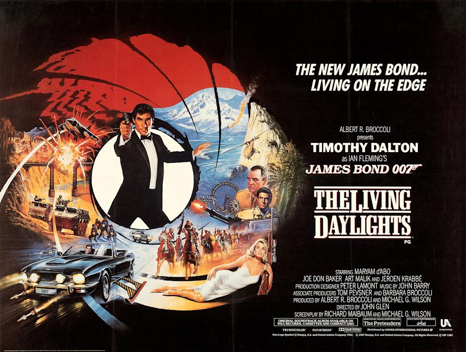 Although not a hit with casual outsiders, Timothy Dalton's take on 007 is beloved by hardcore fans of the series, with his first outing as Bond considered his best film. (Eon/MGM)