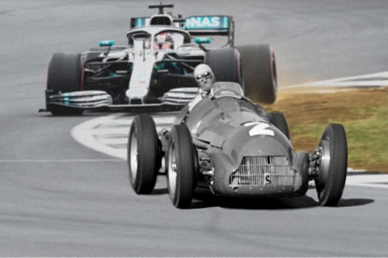 F1's 70th Anniversary: How F1 cars changed since 1950