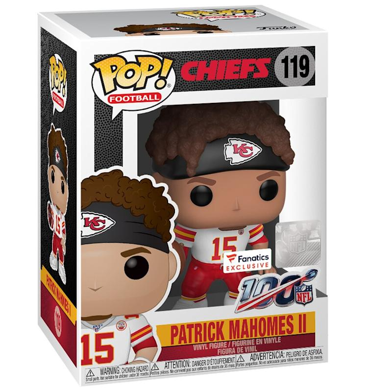 Funko Mahomes Chiefs Pop! Figurine