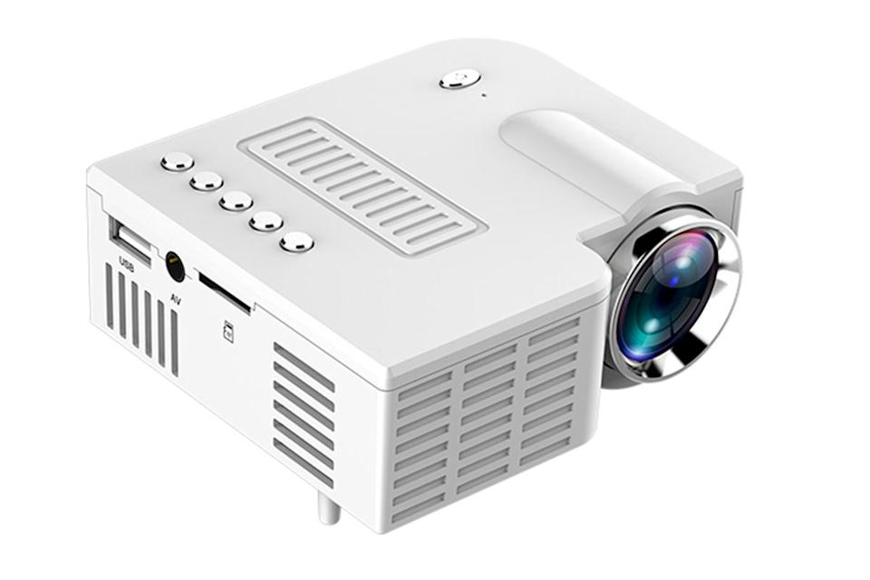 a home projector