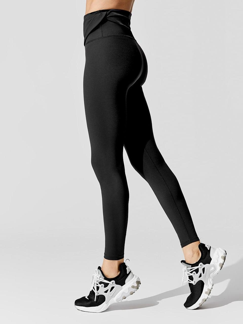 "<p><a href=""https://www.popsugar.com/buy/Carbon38-Side-Twist-High-Rise-Full-Length-Leggings-587700?p_name=Carbon38%20Side%20Twist%20High%20Rise%20Full%20Length%20Leggings&retailer=carbon38.com&pid=587700&price=71&evar1=fit%3Aus&evar9=47603352&evar98=https%3A%2F%2Fwww.popsugar.com%2Fphoto-gallery%2F47603352%2Fimage%2F47603359%2FCarbon38-Side-Twist-High-Rise-Full-Length-Leggings&list1=shopping%2Cworkout%20clothes%2Csale%2Cproducts%20under%20%24100%2Csale%20shopping&prop13=api&pdata=1"" class=""link rapid-noclick-resp"" rel=""nofollow noopener"" target=""_blank"" data-ylk=""slk:Carbon38 Side Twist High Rise Full Length Leggings"">Carbon38 Side Twist High Rise Full Length Leggings</a> ($71, originally $118)</p>"