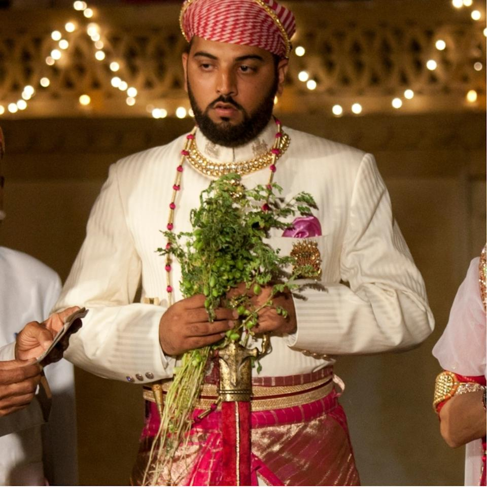 <p>Born on July 9, 1986 (age 31)<br />Lakshyaraj Singh Mewar is one of the direct descendants of the legendary Maharana Pratap Singh. He is a scion of the 1500 year-old House of Mewar in Udaipur. Born on the 28th of January, 1985, he is the only son of Shriji Arvind Singh Mewar and Smt. Vijayraj Kumari Mewar of Udaipur. He is married to Nivritti, the daughter of Odisha BJP president and former minister Kanak Vardhan Singh Deo. </p>