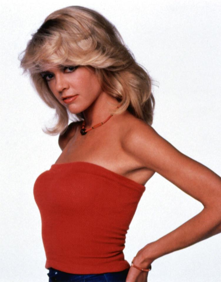 """Lisa Robin Kelly in """"That '70s Show."""""""