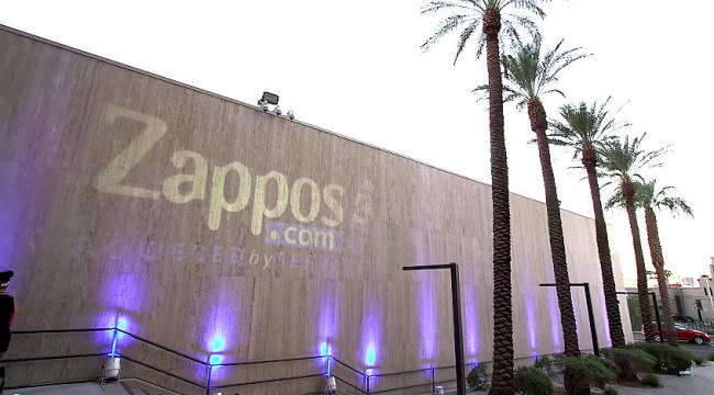 zappos hq