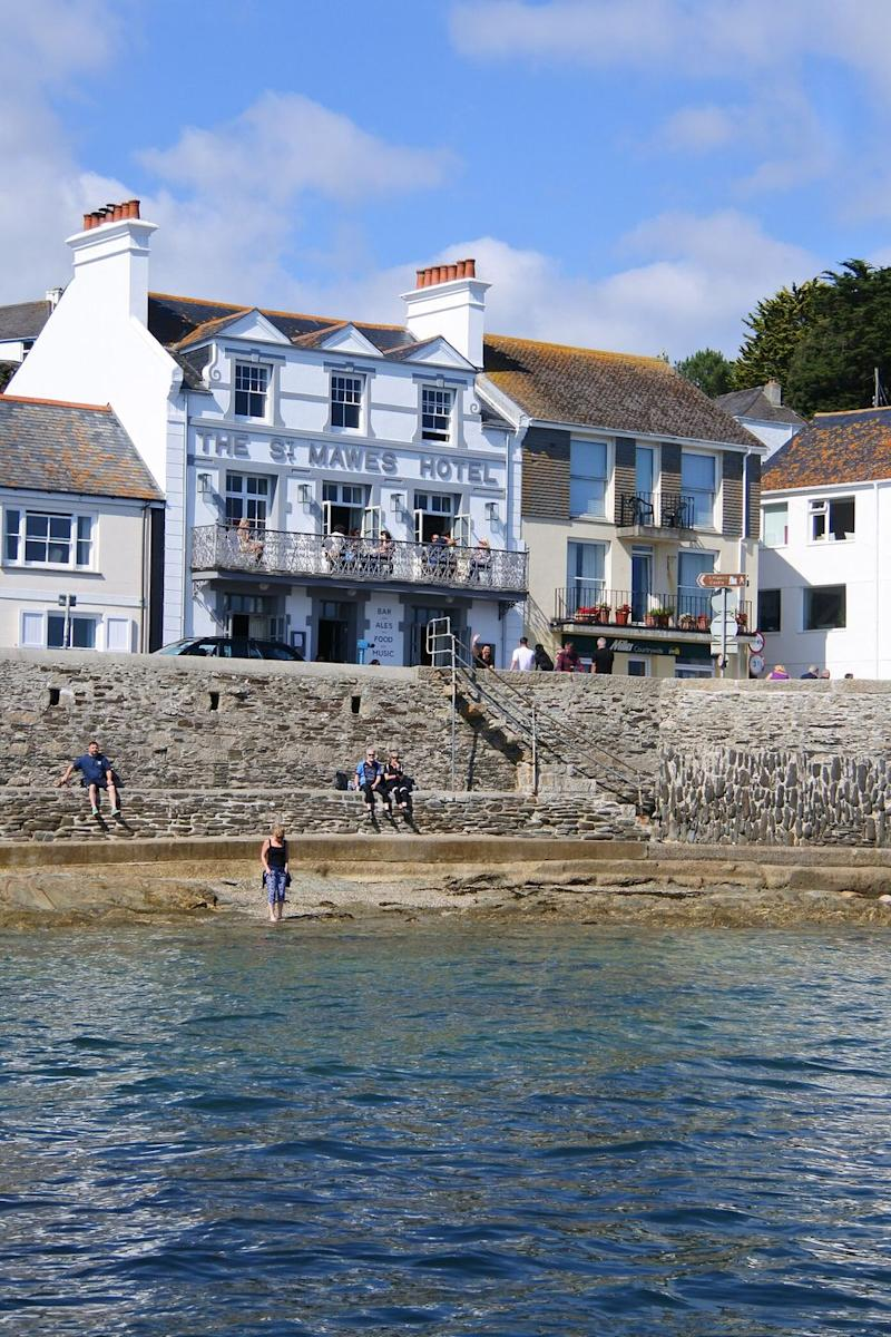 Photo credit: St Mawes Hotel