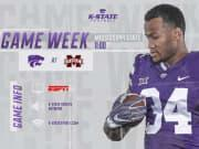Official Release: K-State set to travel to Mississippi State