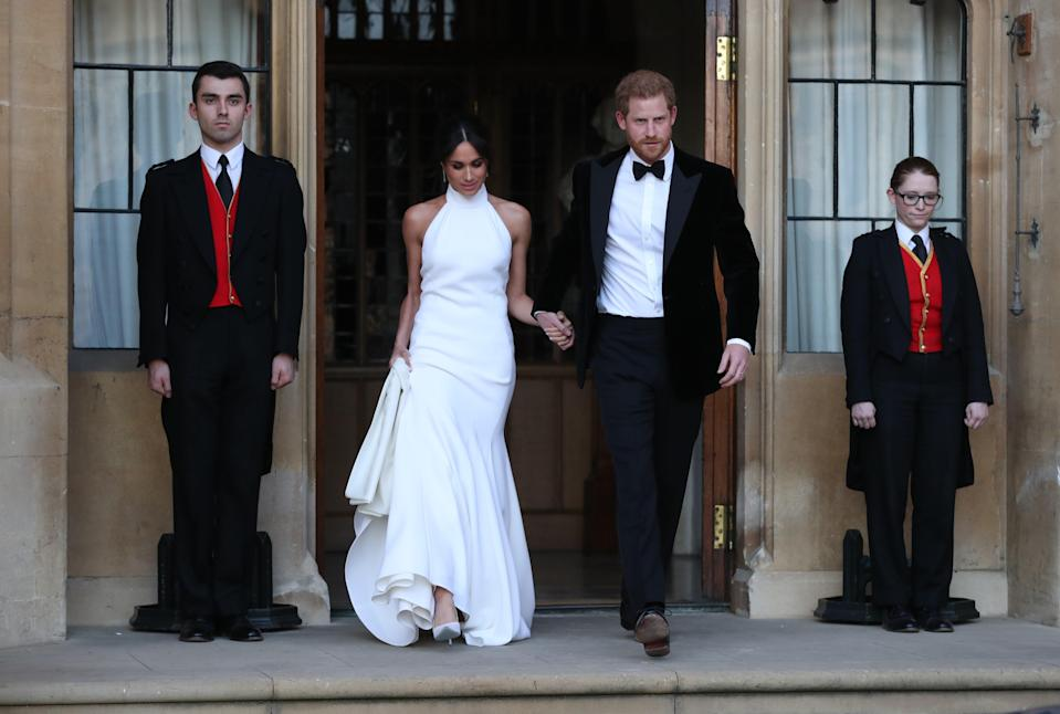 """<h1 class=""""title"""">Prince Harry Marries Ms. Meghan Markle - Windsor Castle</h1><cite class=""""credit"""">Steve Parsons - WPA Pool/Getty Images</cite>"""