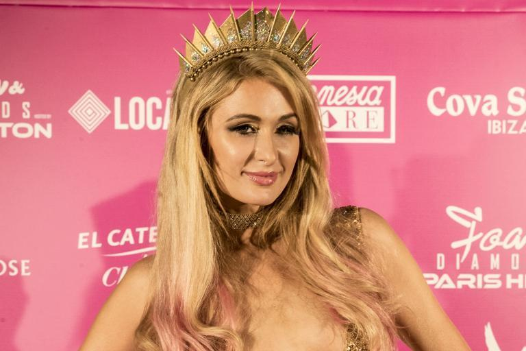 Paris Hilton: I could have been like Princess Diana if it wasn't for sex tape