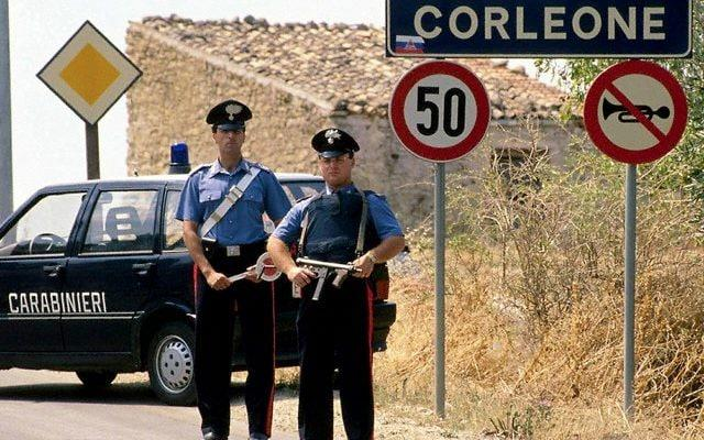 The town of Corleone is one of the traditional bases of the Sicilian mafia, or Cosa Nostra - Reuters