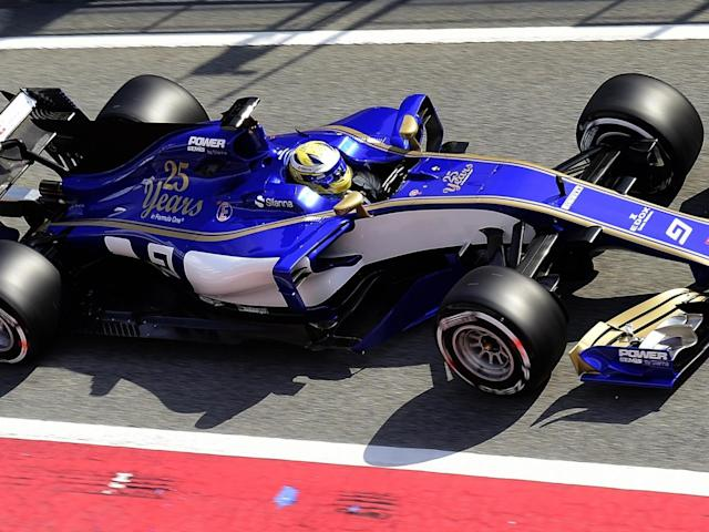 Will Sauber give Ericsson a better car this year? (AFP/Getty)