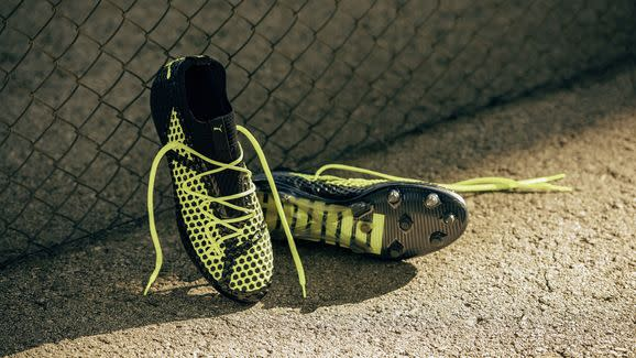7a95a8f07 PHOTOS  The Brand New PUMA FUTURE Boots Antoine Griezmann Will Wear ...