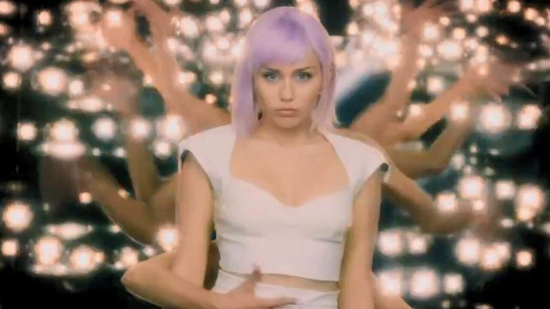 Miley Cyrus' 'Black Mirror' Alter Ego Ashley O Drops Music Video