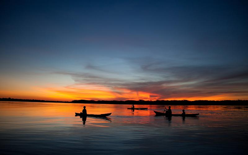 If you're looking for adventure, the Amazon River is a spectacular place to start - Getty